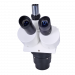 Omano OM2040-V7 Dual Power Stereo Boom Microscope trinocular head