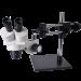 OM1030-V6 Dual Power Stereo Boom Microscope