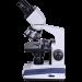 Omano OM118-B4 Compound Microscope Side 1