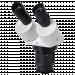 Omano OM2040 Dual Power Stereo Microscope head