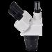 Omano OM2040 Dual Power Stereo Trinocular Microscope head
