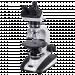 Omano OM239P Trinocular Polarizing Compound Microscope