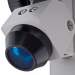 Omano OM4424 dual-power stereo microscope illumination
