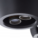 Omano OM4713 Dual-Power Stereo Microscope objective