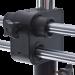 Omano V15 Dual-Arm Stereo Boom Stand bearings