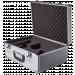 Omano OM36-SC Aluminum Case open