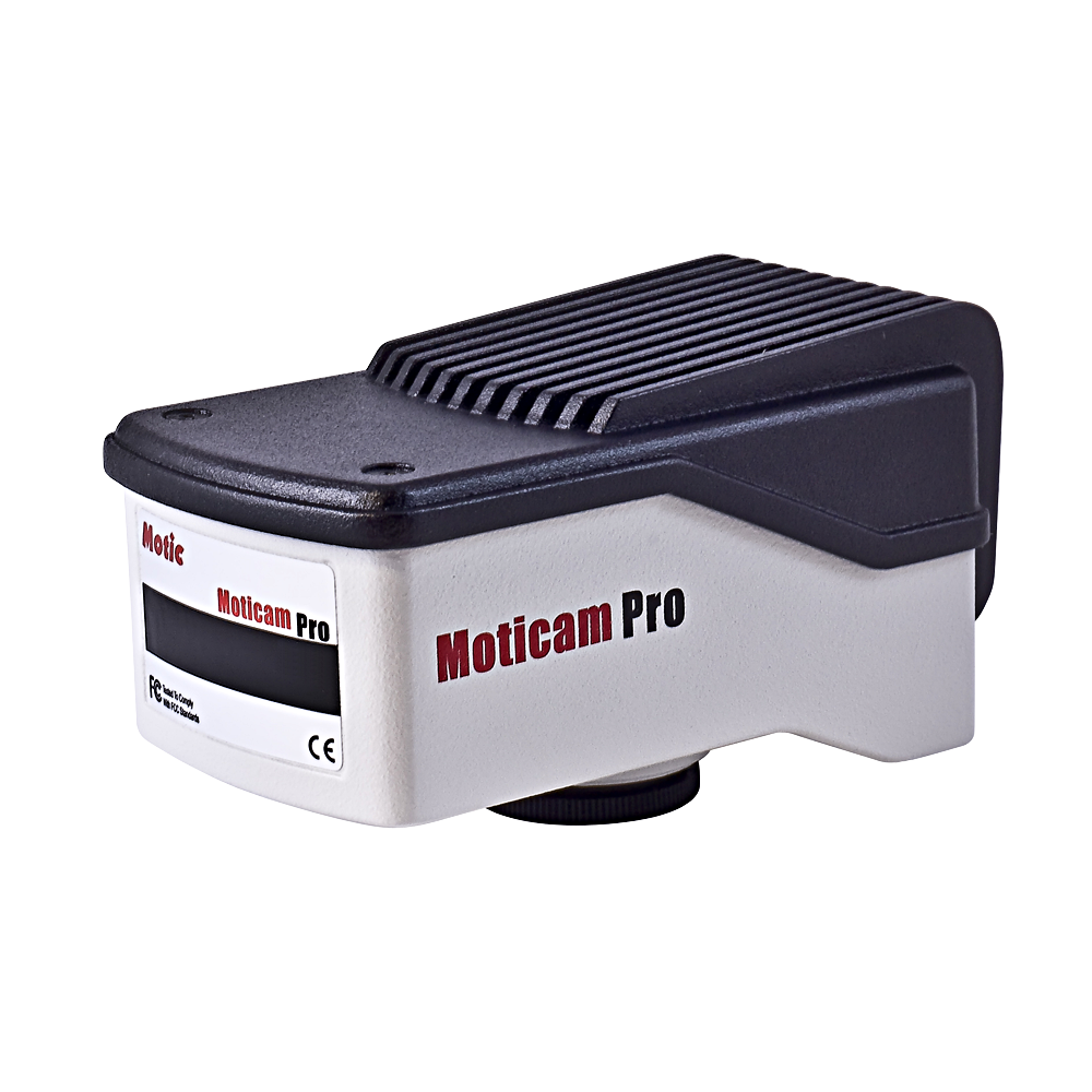 Moticam Pro 205B 1.4MP CCD Cooled Color Digital Camera