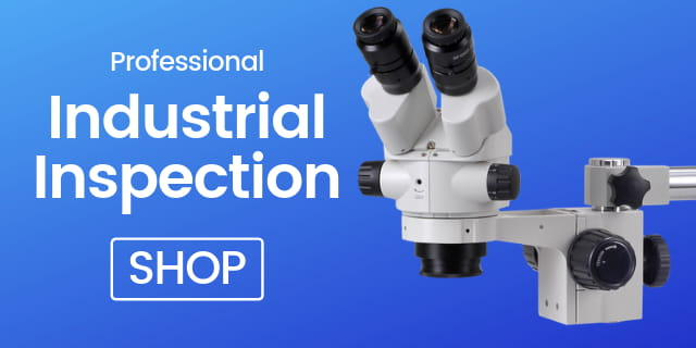 Industrial Inspection Microscopes